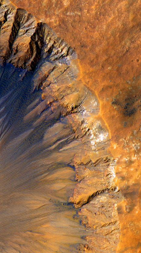 Image - #mars #crater - Post 1511