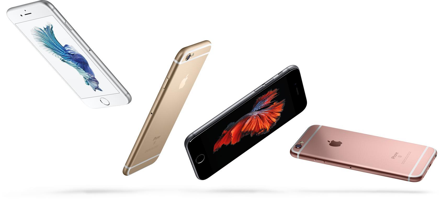 Image - iPhone 6s, The only thing that's changed is everything. Apple's lastest phone and their slogan. The on...