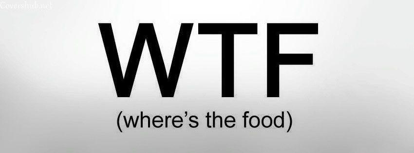 Image - Yes, exactly where did you go food??? WTF WHERE ARE YOU??? #funny #food #delicous  - Post 428