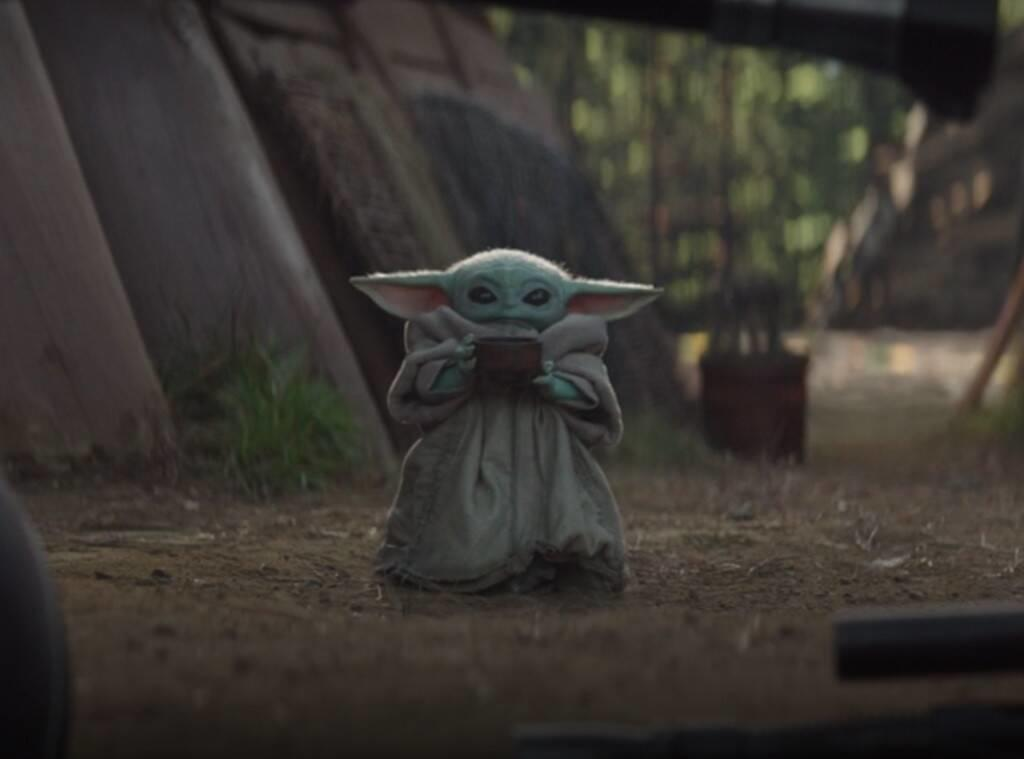 Image - This 50 year old infant is baby Yoda. - Post 2811