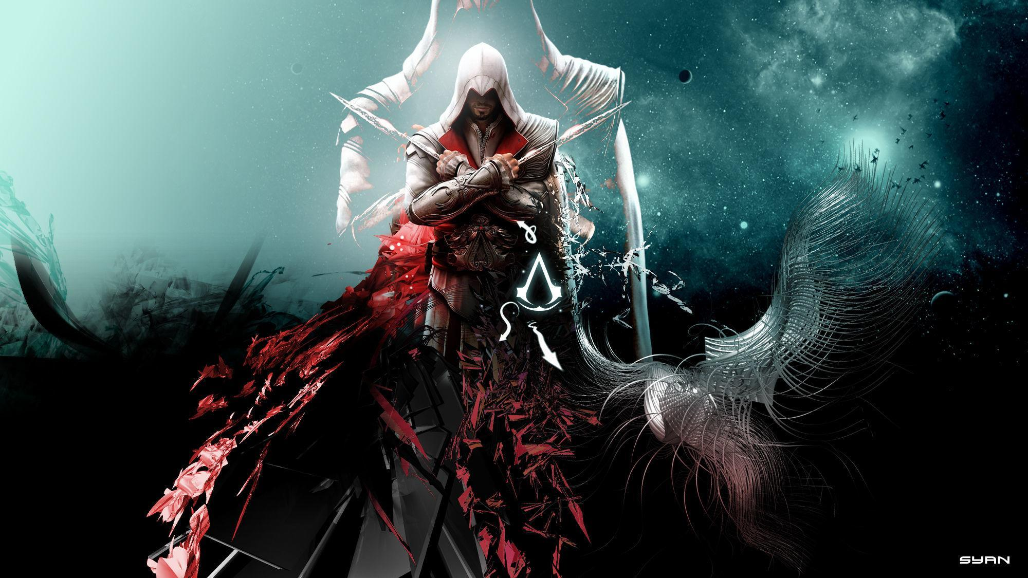 Image - A really cool Assassin's Creed background, I miss playing that game.  - Post 673