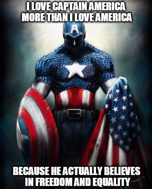 I love you more then America #america #captianamerica #freedom