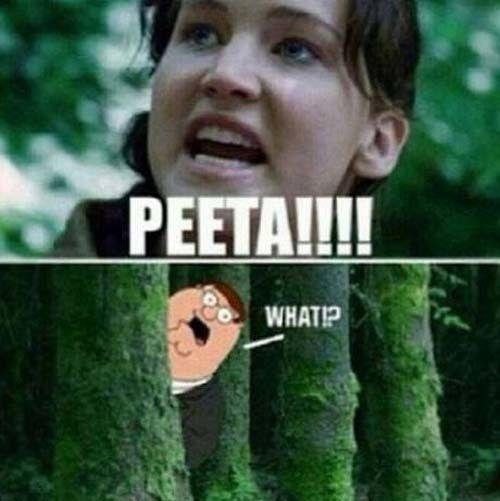 Image - Peeta Griffin, featuring in Hunger Games... - Post 671