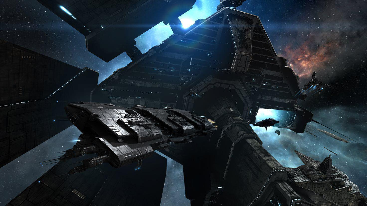 Here is another image. It's a really fun mmo. ^-^ #eveonline