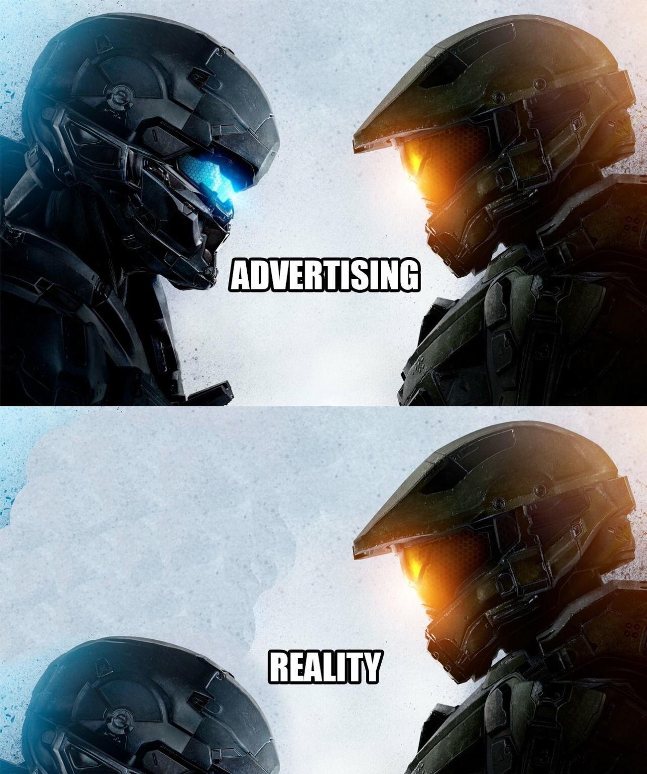 Image - Isn't he shorter? Just think about it. #halo #reach #newhalo #microsoft - Post 485