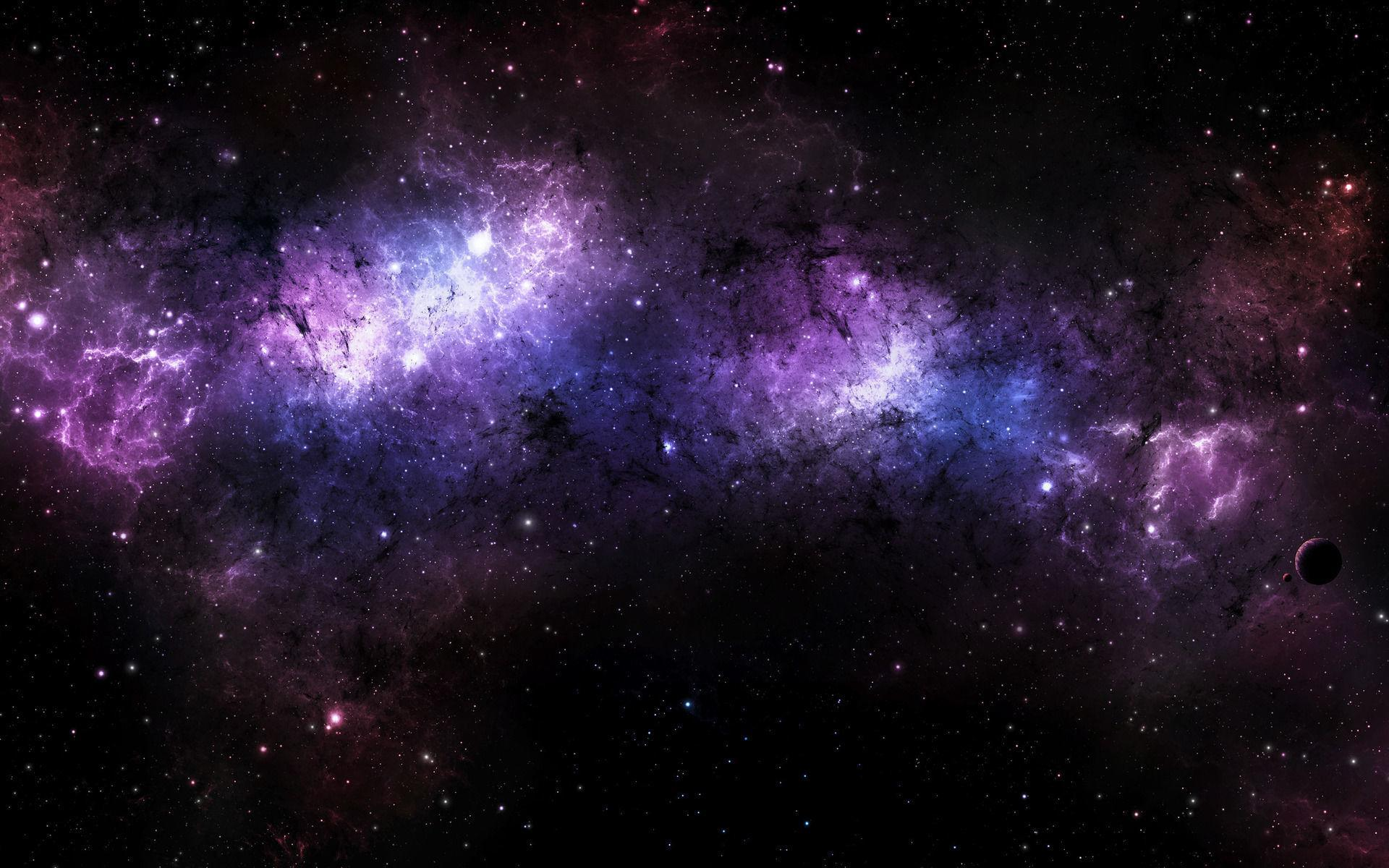 Here sits a beautiful anomaly in space, in a far far away galaxy. #space #galaxy #background #exploration