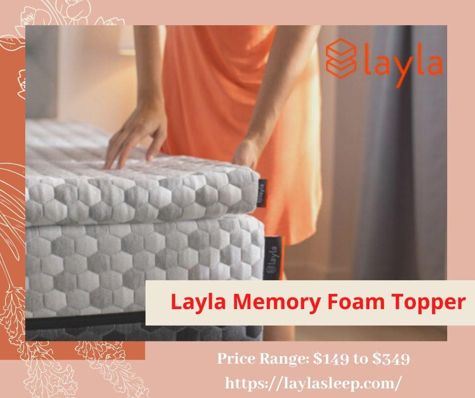 Image - Copper Mattress Topper | Laylasleep  Get a great discount on Layla Memory Foam Topper Mattress at Layla Sleep...