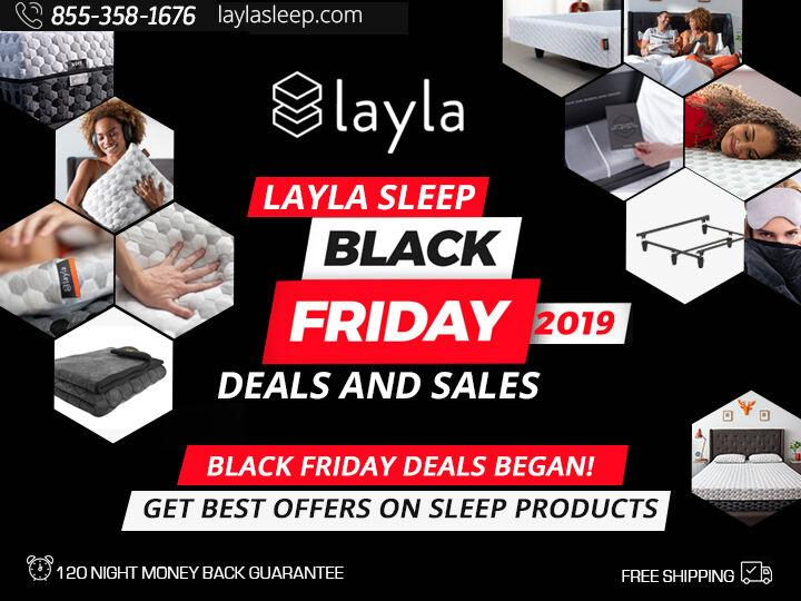 Image - Get exciting offers on Layla Sleep Products. Layla Sleep provides a high-quality mattress with an incredible ...
