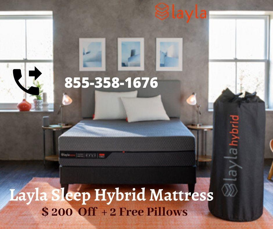 Image - Comfortable Hybrid Mattress | Laylasleep Buy Layla Hybrid Mattress from Laylsleep on which you get an offer o...
