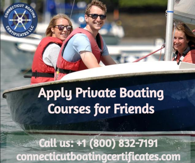 Image - We offer the best #PrivateBoatingLicense classes for Families, Friends & Businesses. This course is designed ...