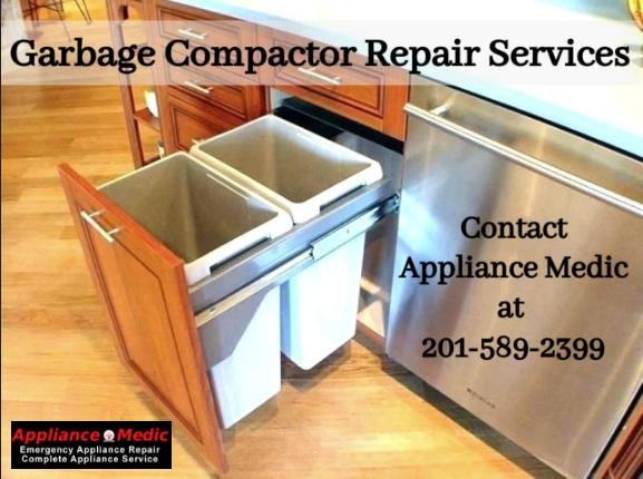 Image - Appliance Medic gives Garbage Compactor Repair Services in New Jersey. We have an experience of more than 20 ...