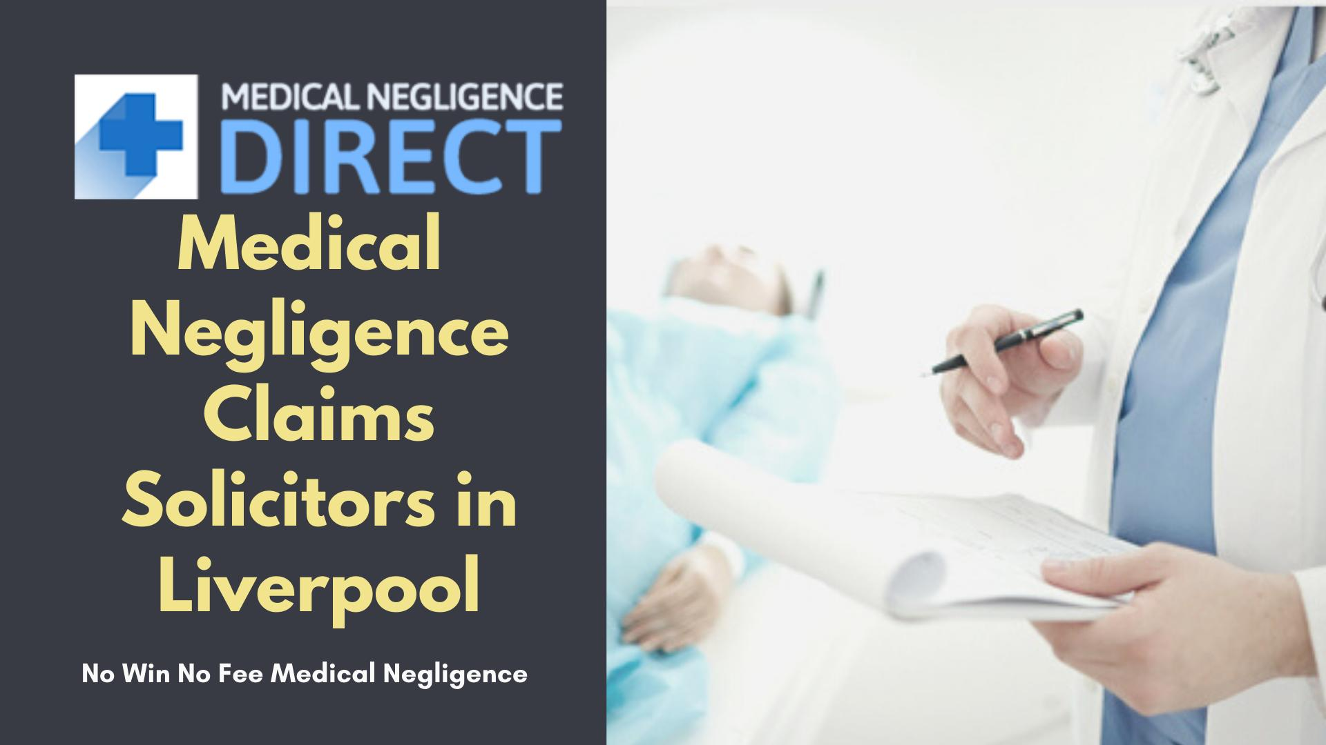 Image - Would you want to claim compensation for #MedicalNegligence? Speak to our #MedicalNegligenceSolicitors Expert...