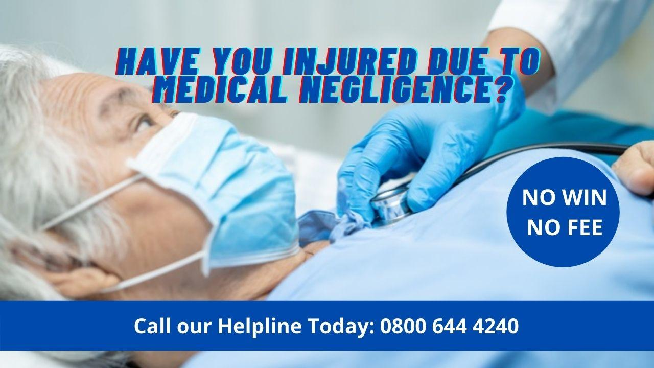 Image - If you believe you or your loved one has experienced an injury due to #MedicalNegligence, our #MedicalNeglige...