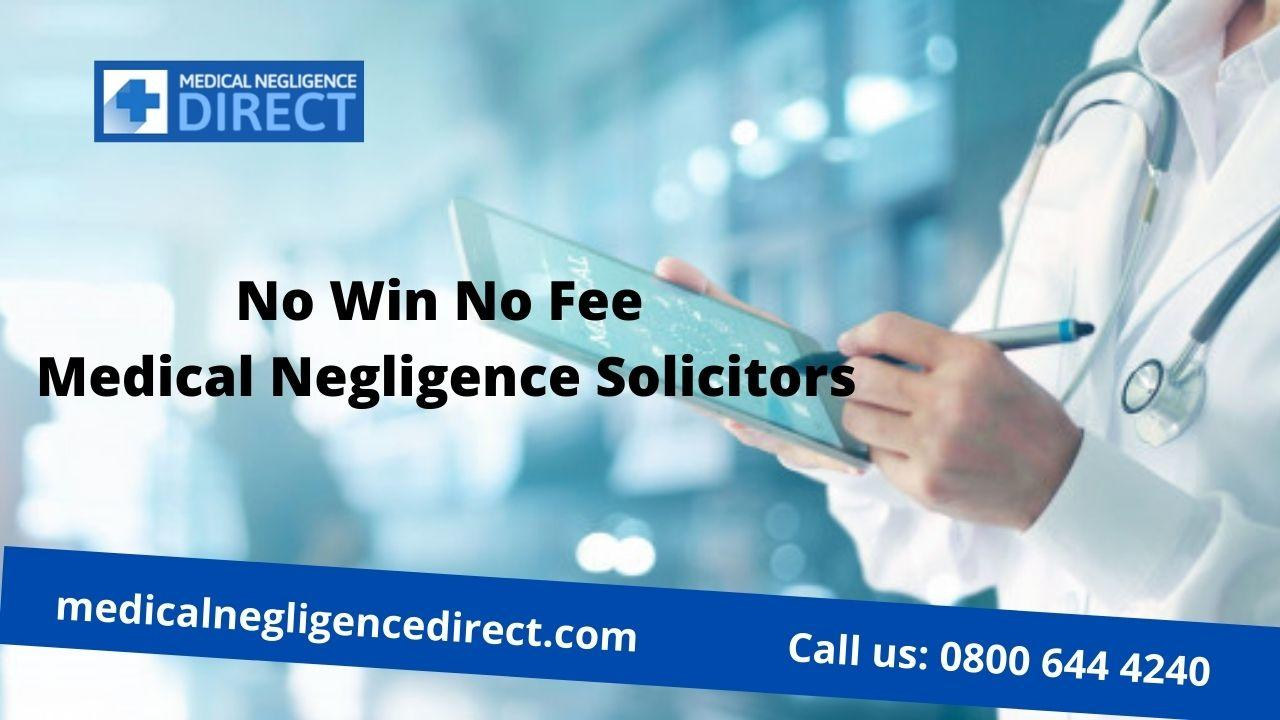 Image - If you or someone you know has suffered an injury, harm, illness as a result of #MedicalNegligence by a medic...
