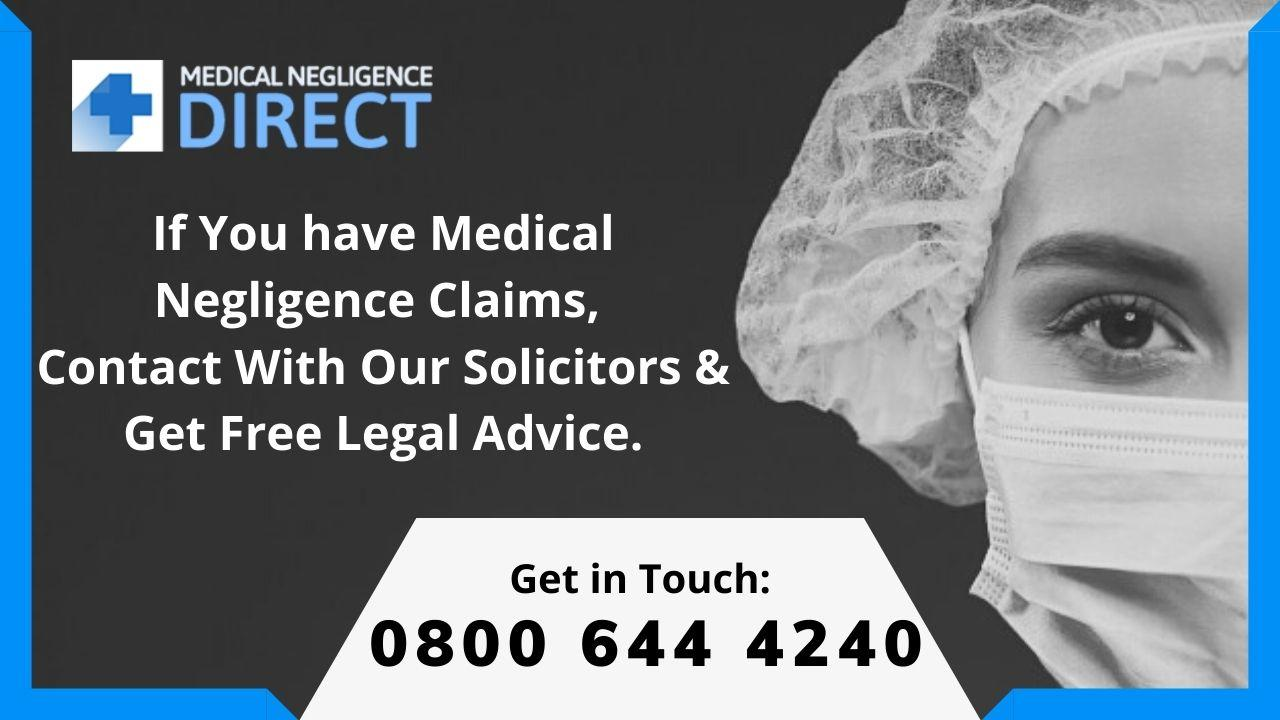 Image - Medical Negligence Direct has a team of specialist #MedicalNegligenceSolicitors who will provide you the lega...