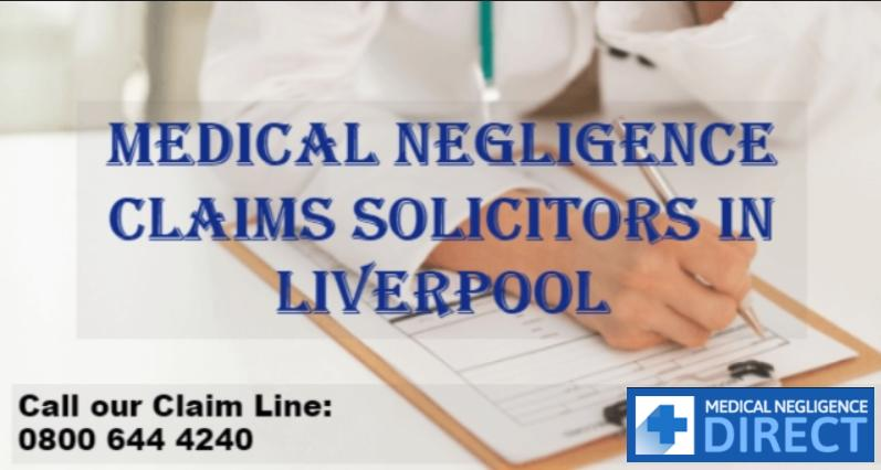 Image - Medical Negligence Direct is offering the #MedicalNegligenceClaims solicitors in liverpool. Our Solicitors wh...