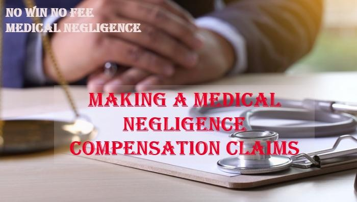 Image - At Medical Negligence Direct, we offer no win no win fee #MedicalNegligence compensation claims for those vic...