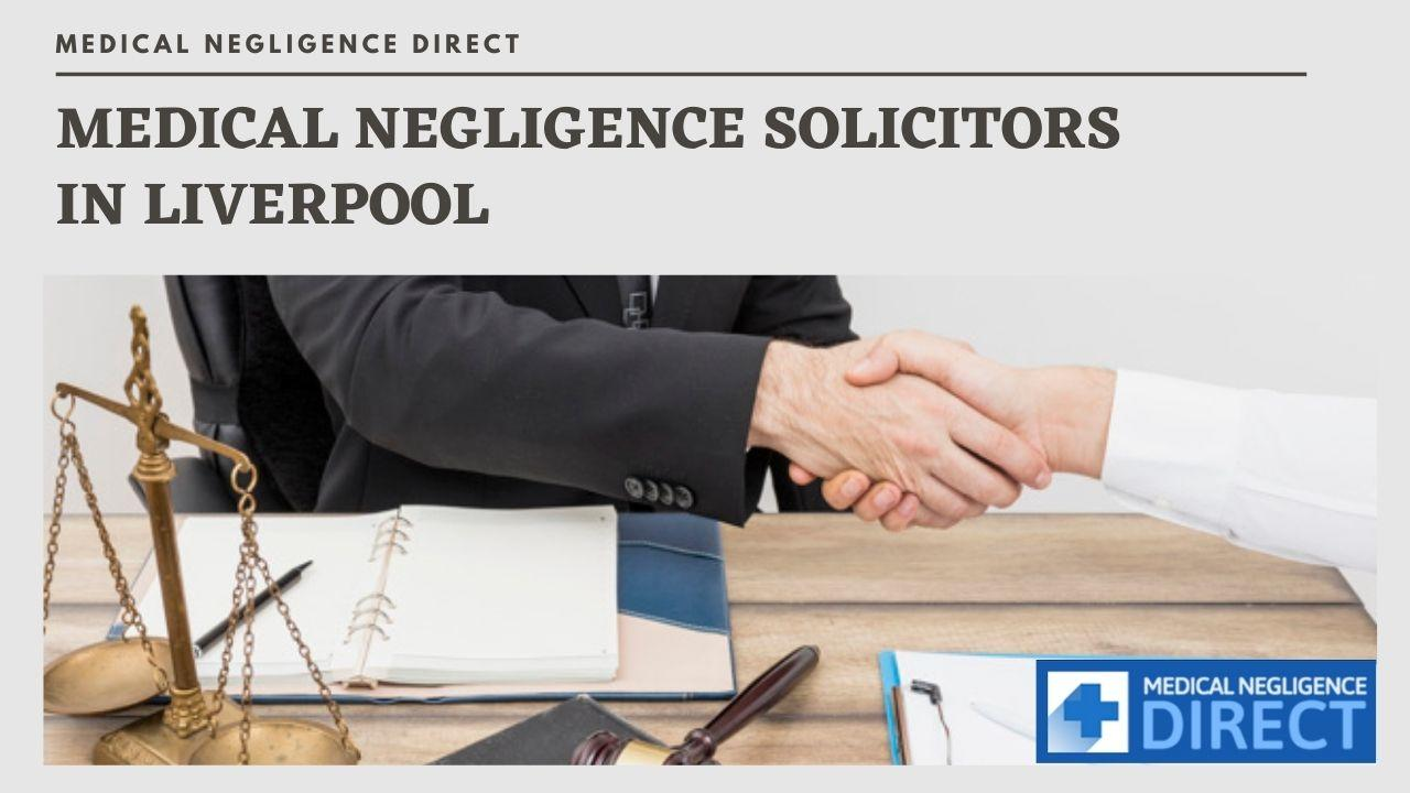 Image - Are you looking for the best #MedicalNegligenceSolicitors in Liverpool for negligence claims? Contact us for ...