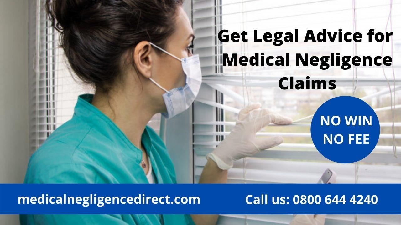 Image - Medical negligence occurs as a result of injury, loss, harm and pain due to #mistake of Health Care. If you h...