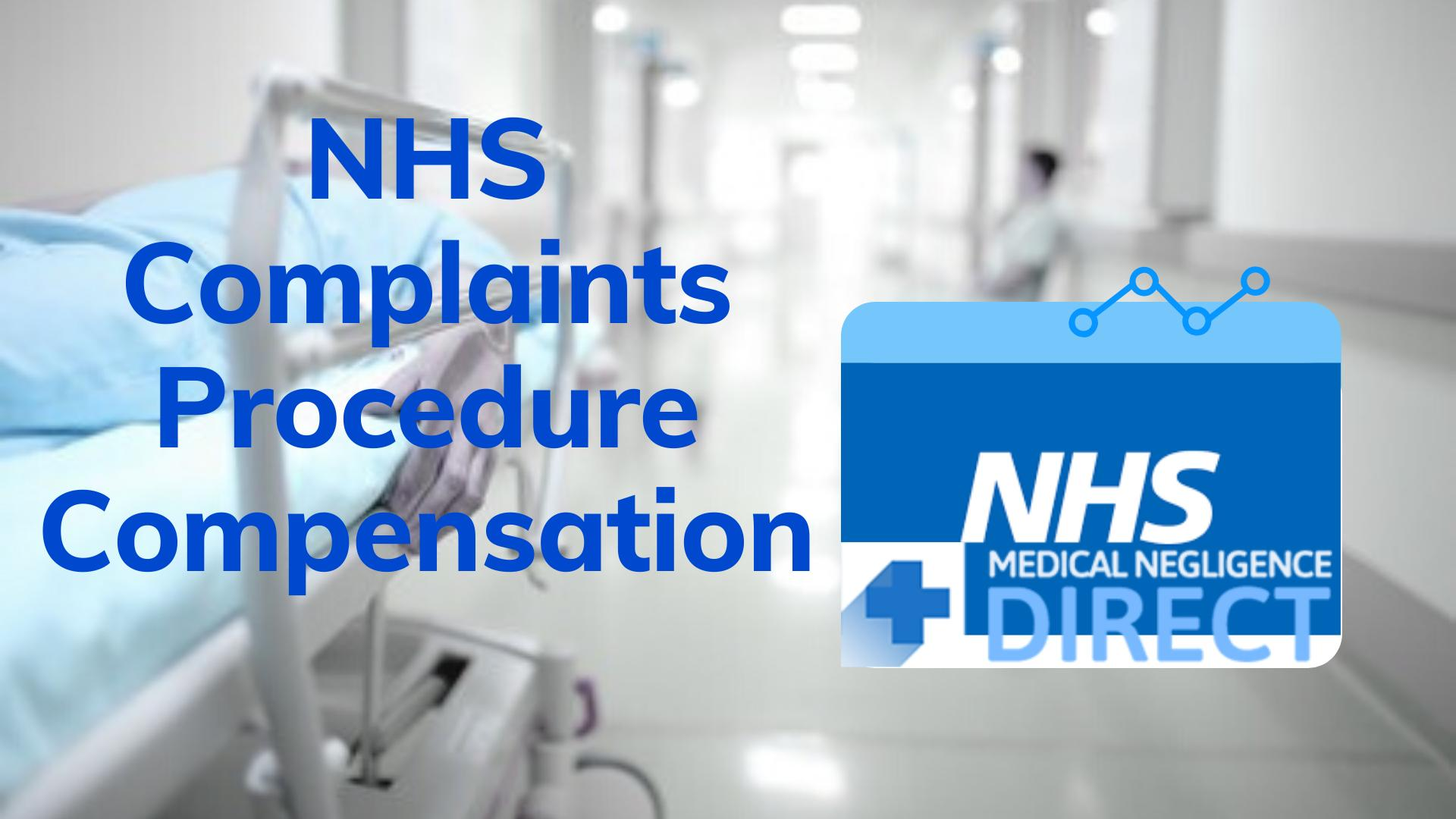 Image - Do you know How to #SueTheNHS. Read our #NHSComplaintsProcedureCompensation guide for the NHS Negligence Clai...