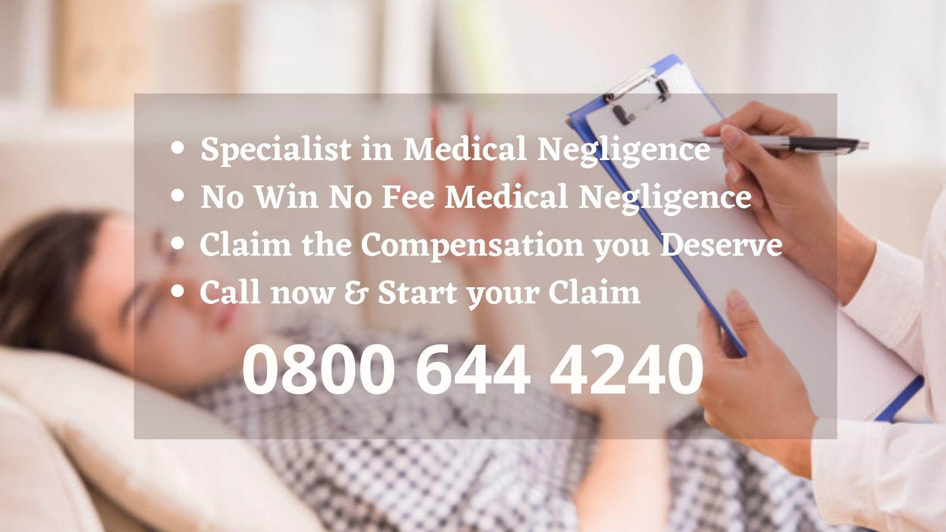 Image - If you or your family member have been injured due to #MedicalNegligence and you want to claim against a medi...
