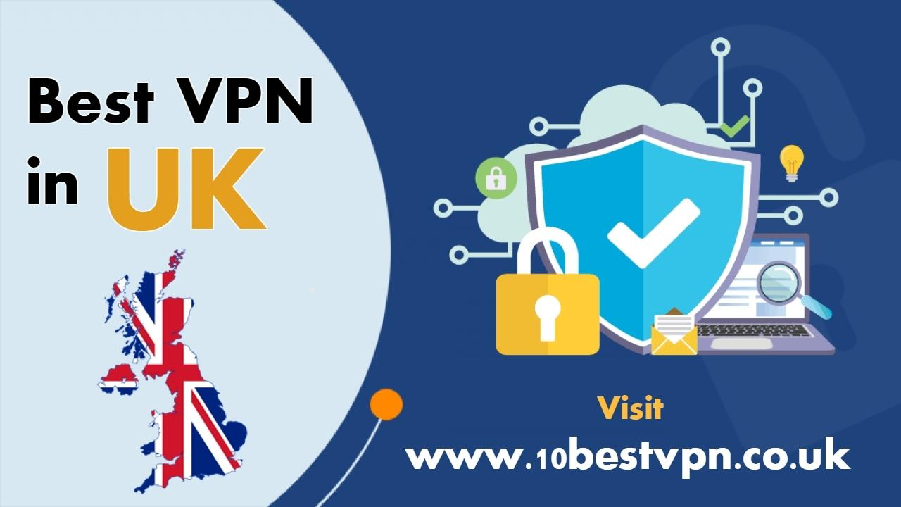 Image - 10bestVPN gives a list of #BestFreeVPNforUK and also premium #VPNprovidersUK that are safe, secure and have u...