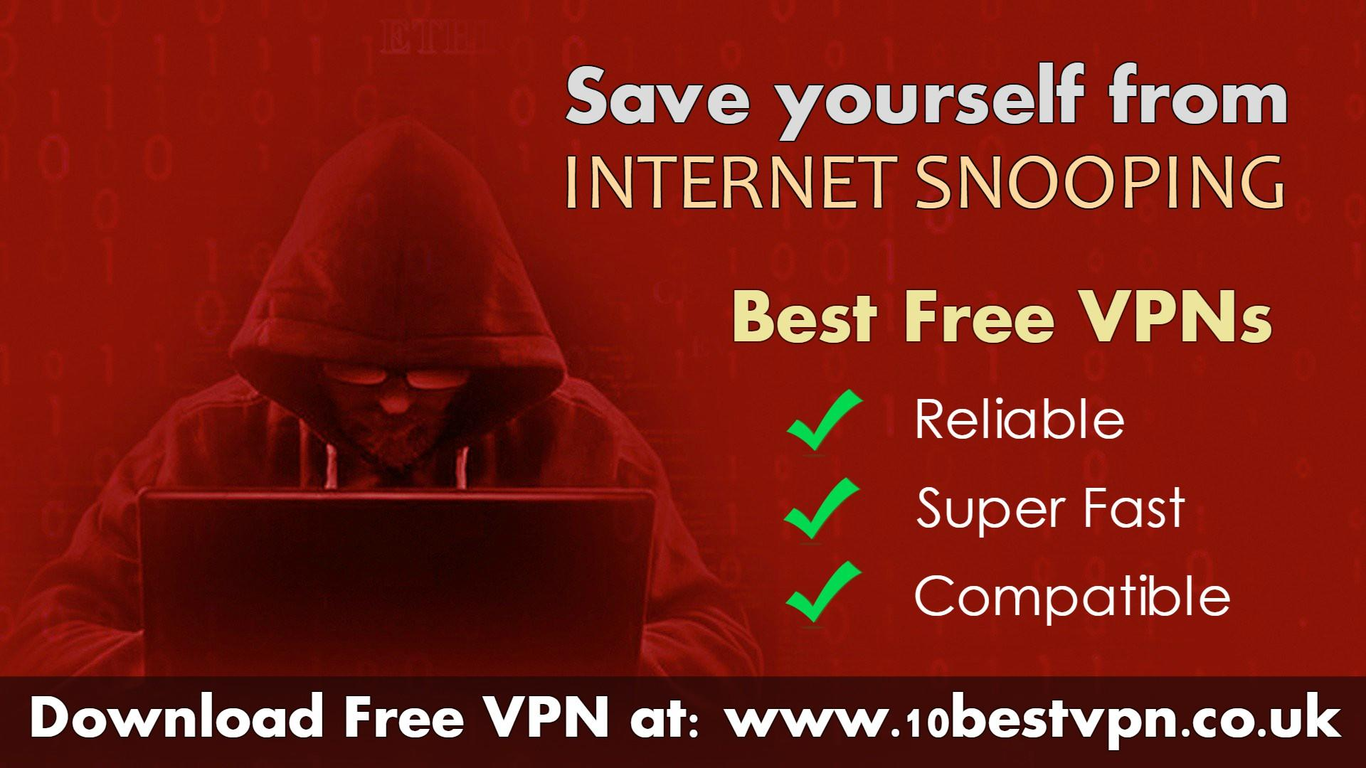 Image - Get the list of #BestFreeVPN that are totally reliable and secured. 10BestVPN have a list of #BestFreeVPNs th...