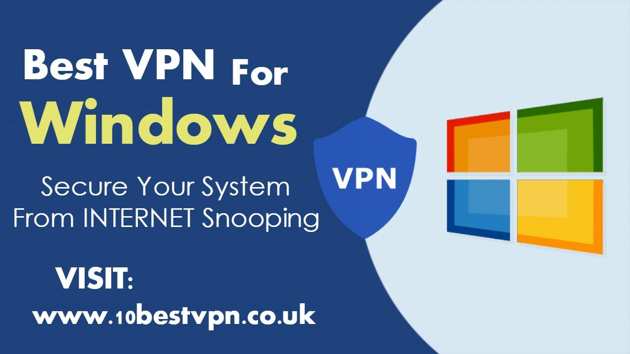 Image - Get #bestvpnforwindows device which is fast, compatible and easy to use. 10BestVPN gives you a list of #bestf...