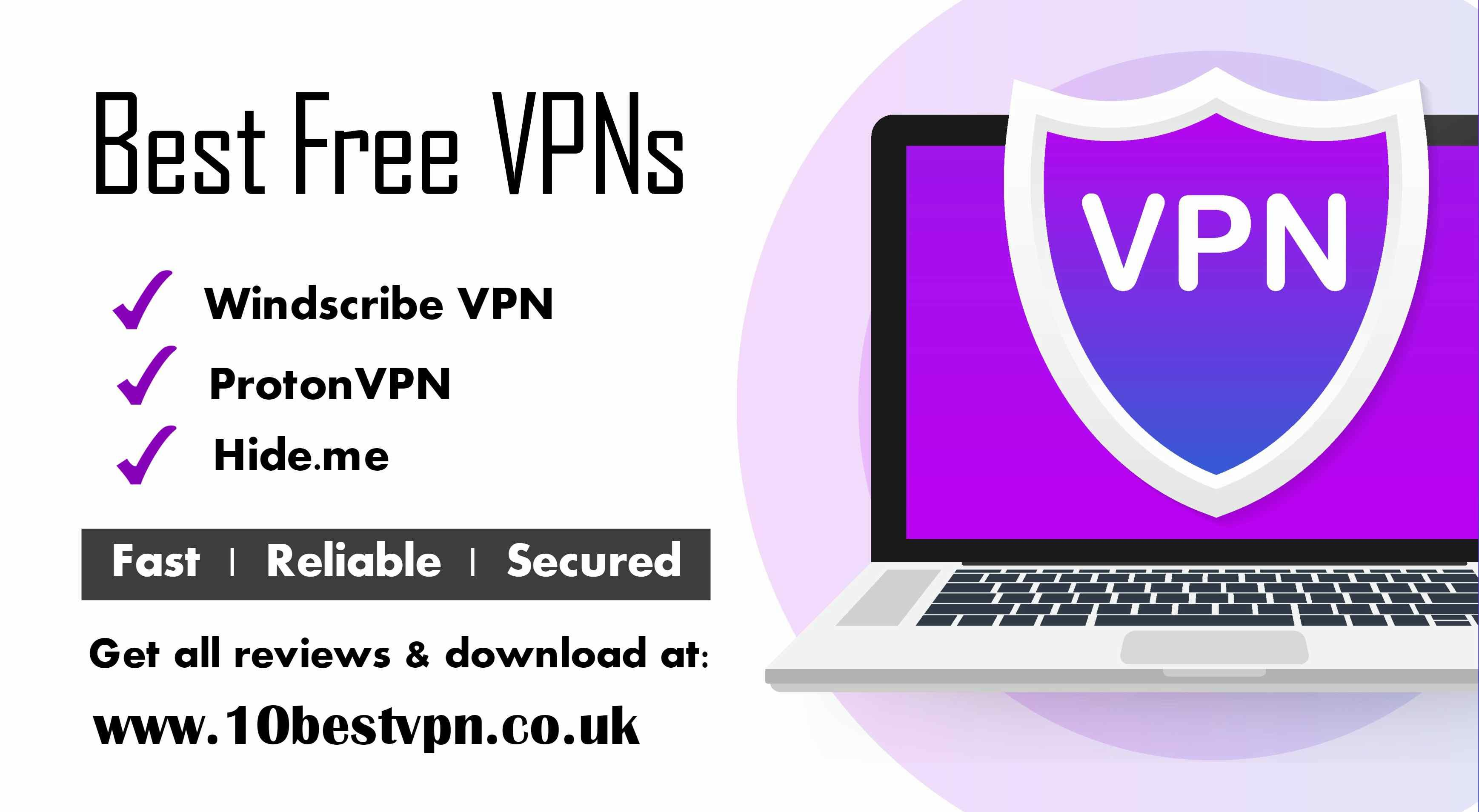 Image - Looking for #BestFreeVPNs, 10BestVPN have a list of Best #FreeVPNservices that are reliable, safe and secured...