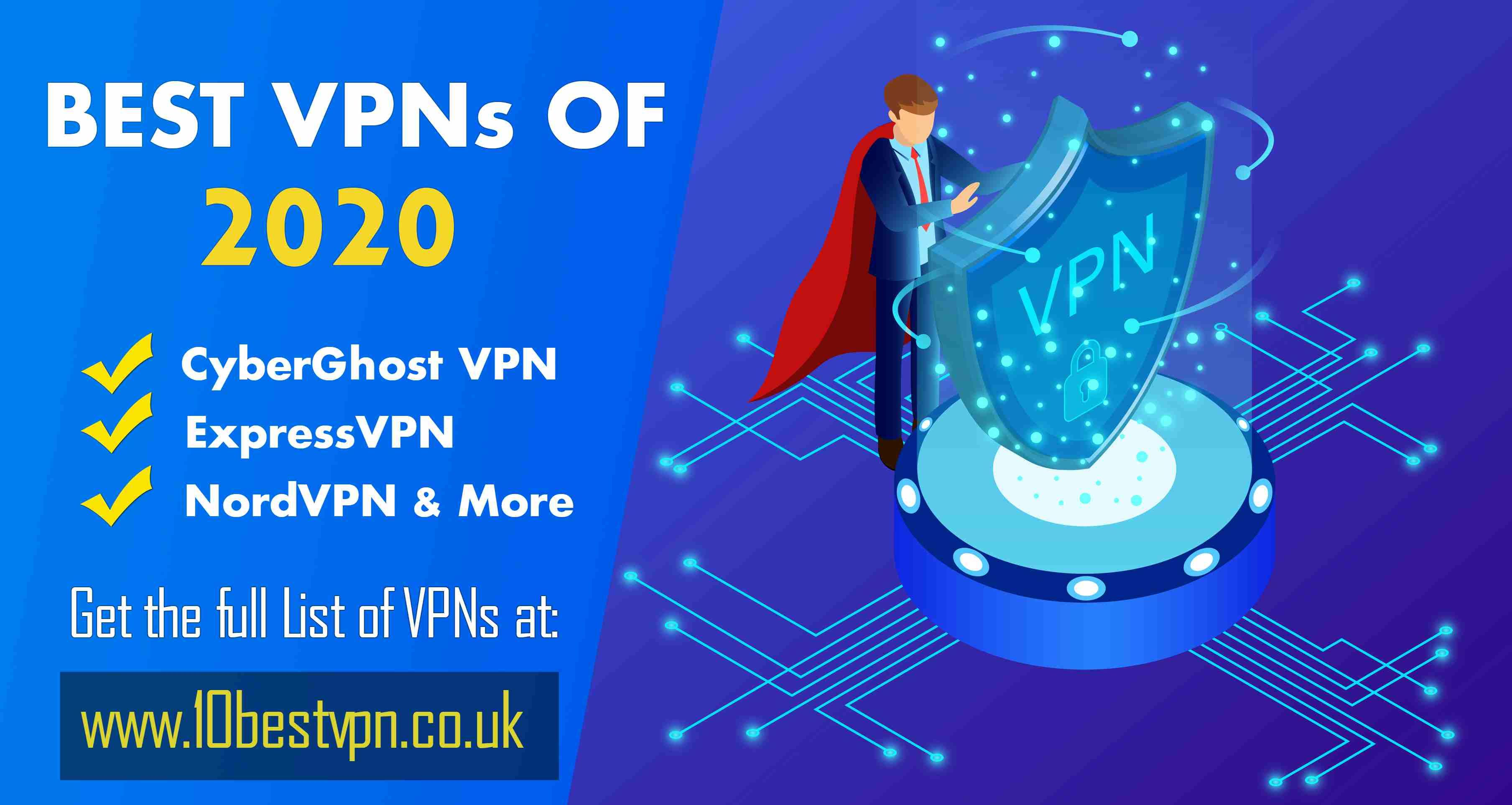 Image - Get the #BestVPNservicesof2020 that gives you super-fast experience in streaming with best security features....