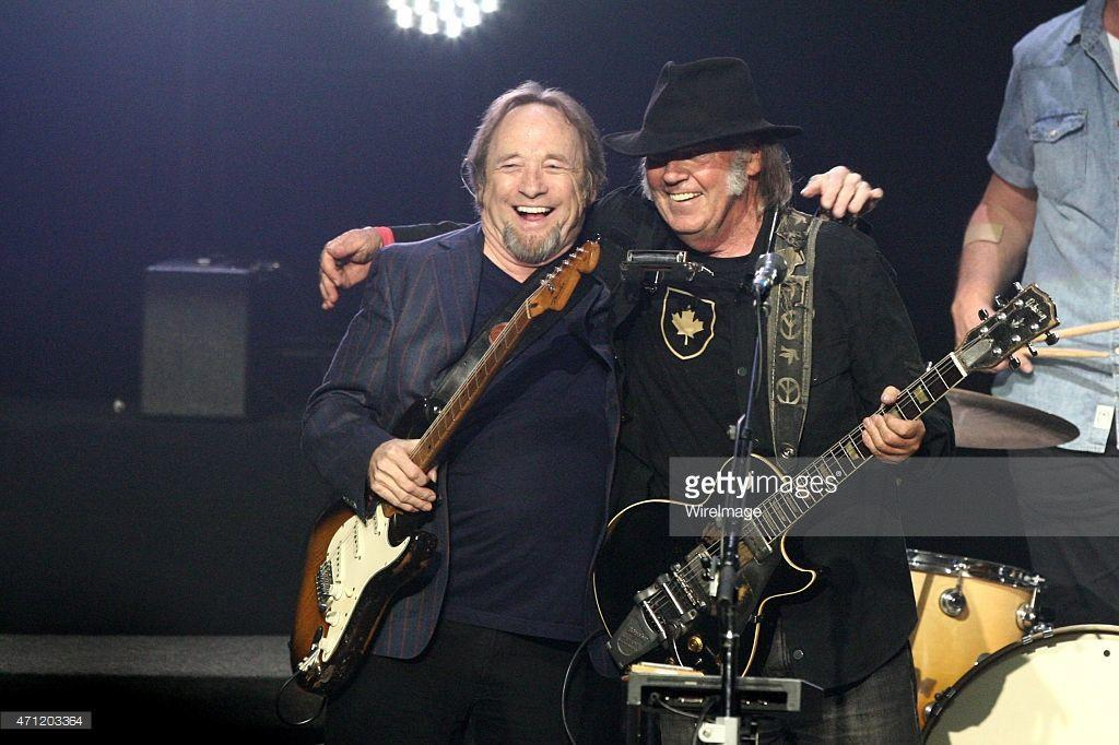 2015 - Neil Young and the Man from Mars reunite: https://www.youtube.com/watch?v=NmbHeqXxk_I
