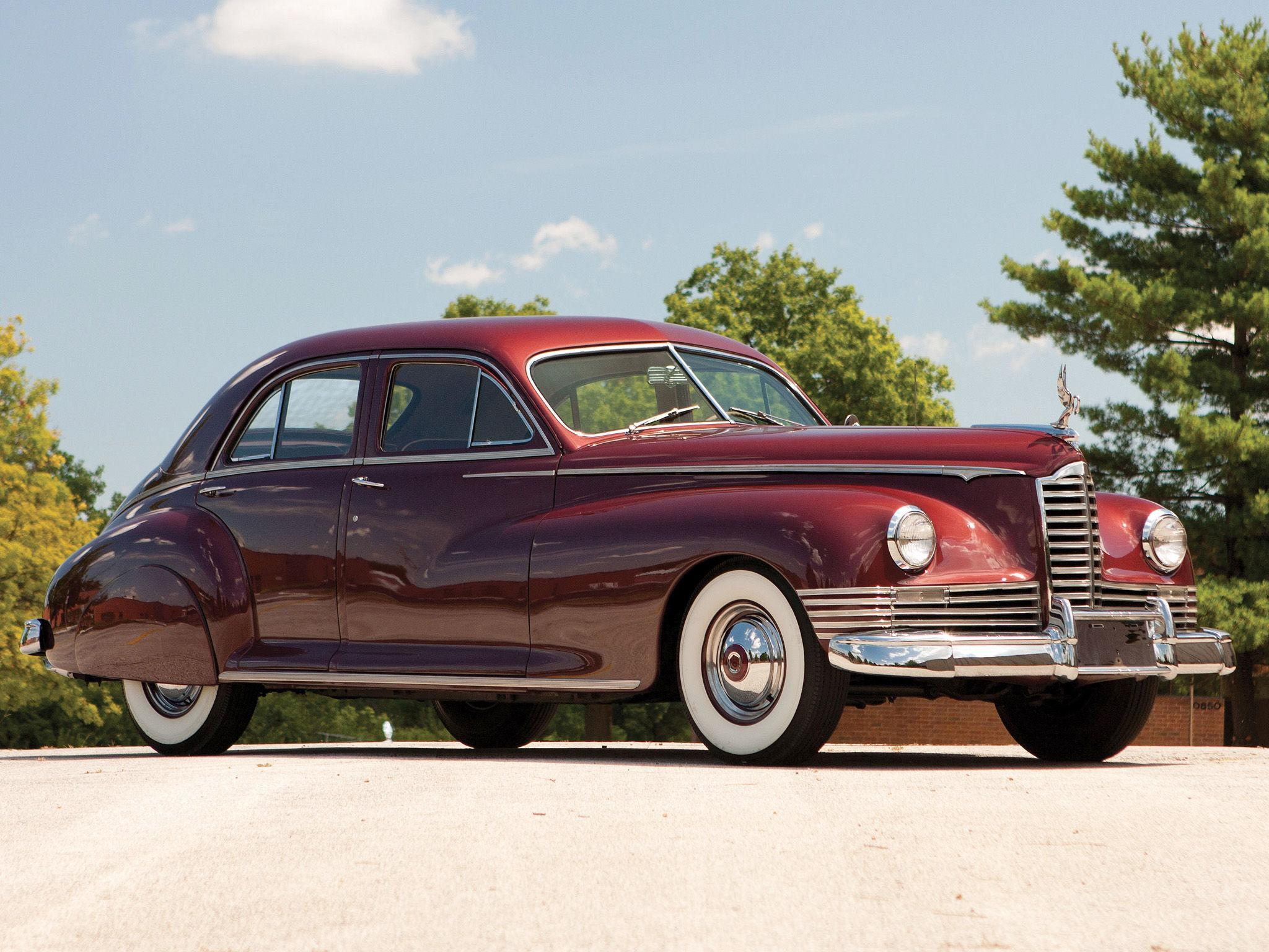 Image - A great American sedan...70 years ago.  #Packard  #PackardClipper  : - Post 520