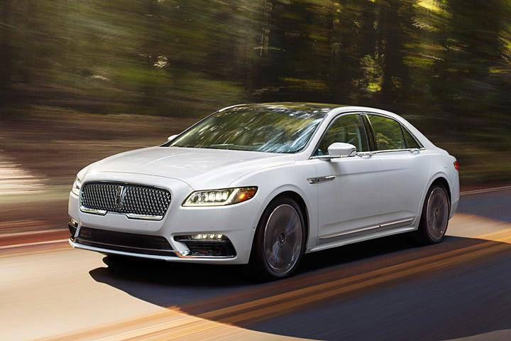 Image - The #2017  #Lincoln  #Continental  is creating quite a buzz.    - Post 1143