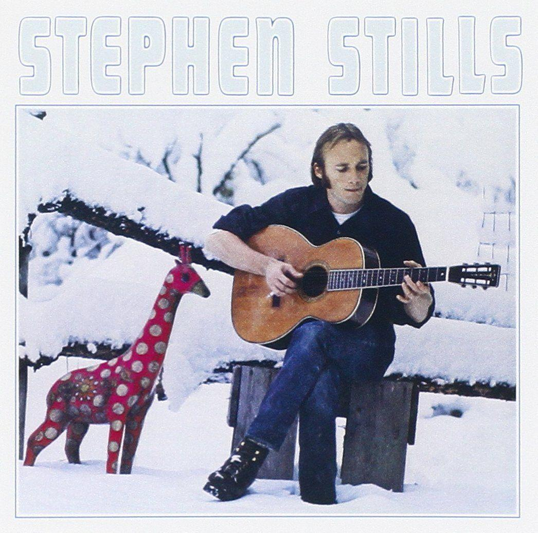 First Solo album after seven lp's went gold - 1-4) Buffalo Springfield, 5) Super Session, 6) Crosby Stills and Nash, ...