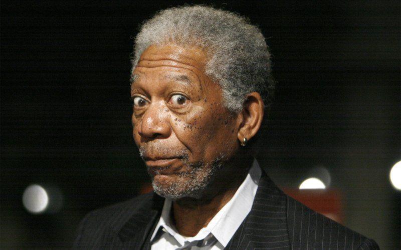 Or, Morgan Freeman.