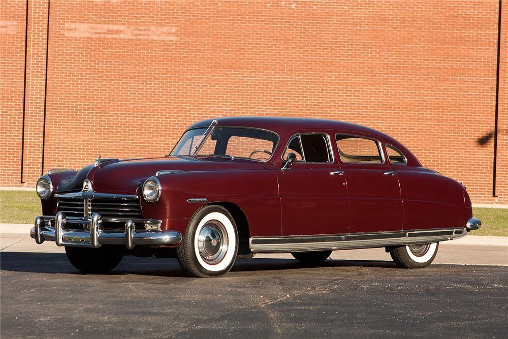 Image - The actual 1949 Hudson Commodore from the movie 'Driving Miss Daisy' sold at auction for $$$: http://www.barr...