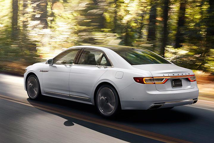 Image - #2017  #Lincoln  #Continental   The name has been around for a while... - Post 1144