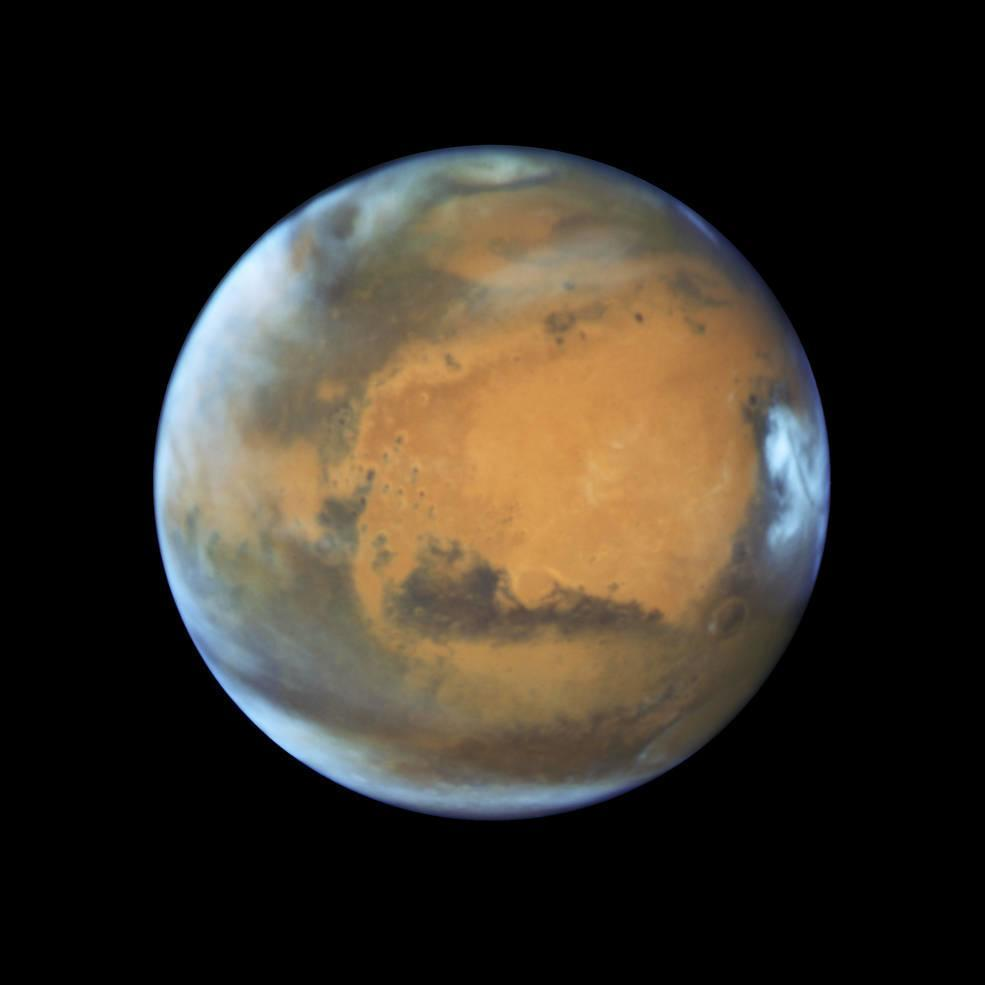 Image - Mars has reached opposition. On May 30, 2016 it will be the closest to the Earth that it has been since 2005....