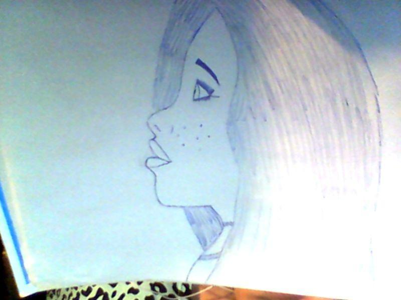 Image - I draw so much when I'm bored. Haha. # Drawing