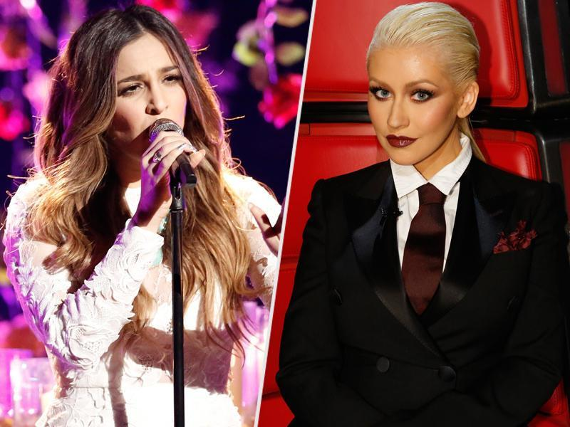 Image - The winner of The Voice is Team Christina's Alisan Porter! This was announced just a few minutes ago. The Voi...