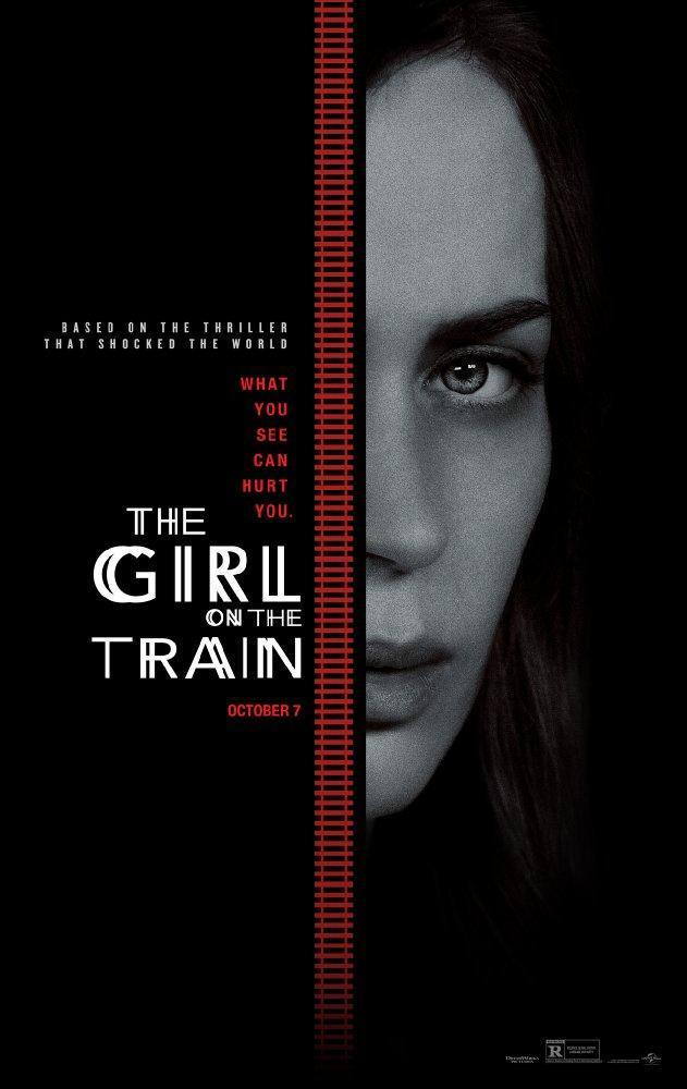 Image - The trailer for The Girl on the Train trailer released. This movie is based on a book. Read that it is comple...