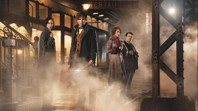 Image - Fantastic Beasts and Where to find them, a Harry Potter spinoff releases their house names for the movie on P...